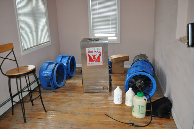 Water Damage Westchester County