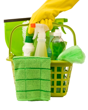 Green Cleaning Tips for your home