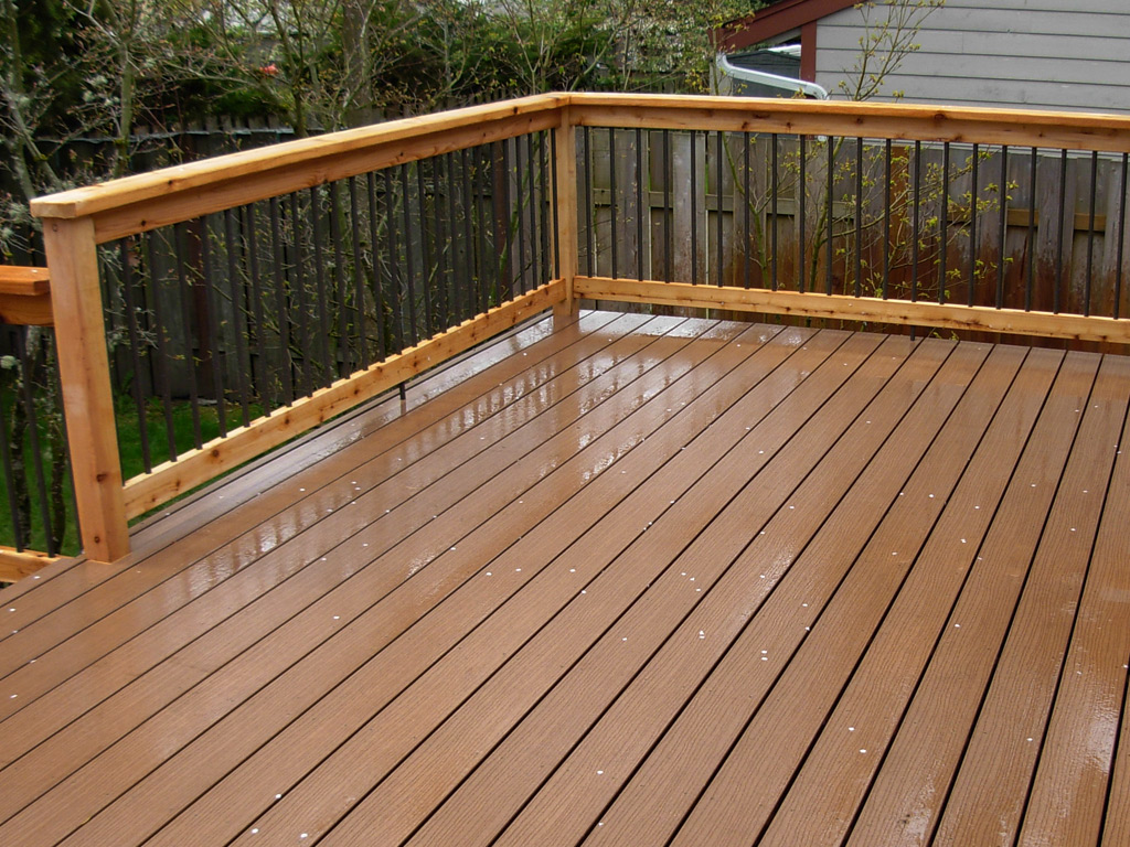 Deck Cleaning Service Westchester